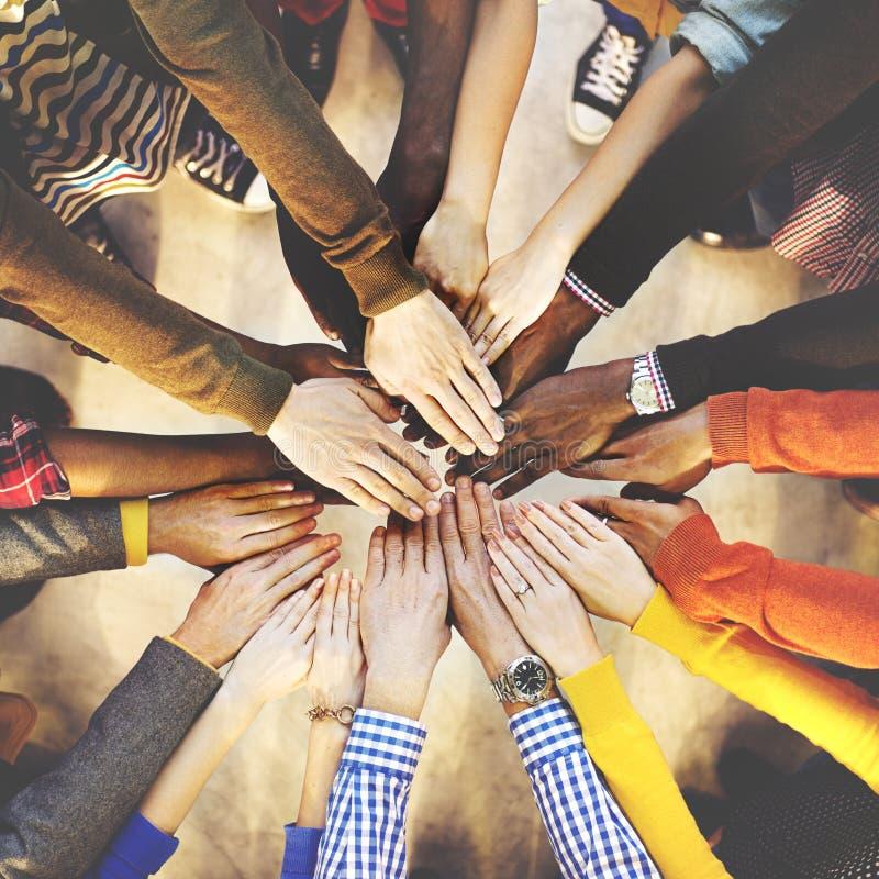 Free Diverse Diversity Ethnic Ethnicity Variation Unity Team Concept Stock Images - 73630314