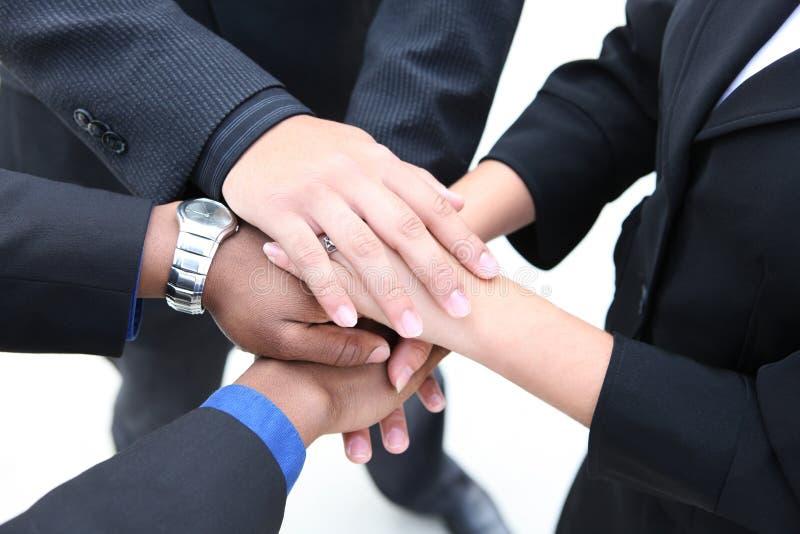Diverse Group Teamwork stock photos