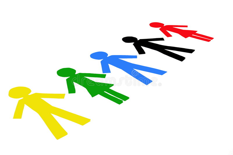 Download Diverse People stock image. Image of cooperate, cooperation - 6281063