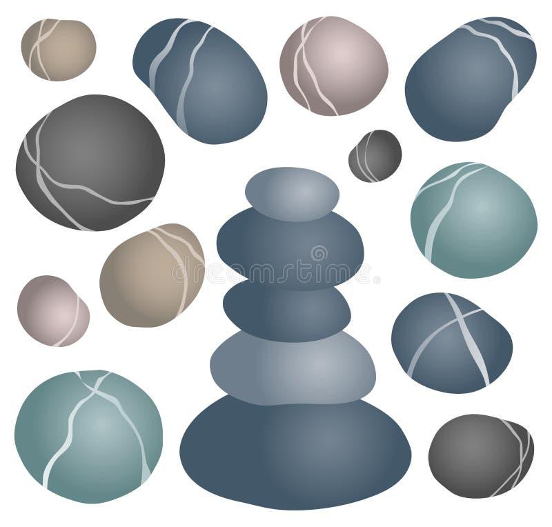 Diverse steneninzameling 2