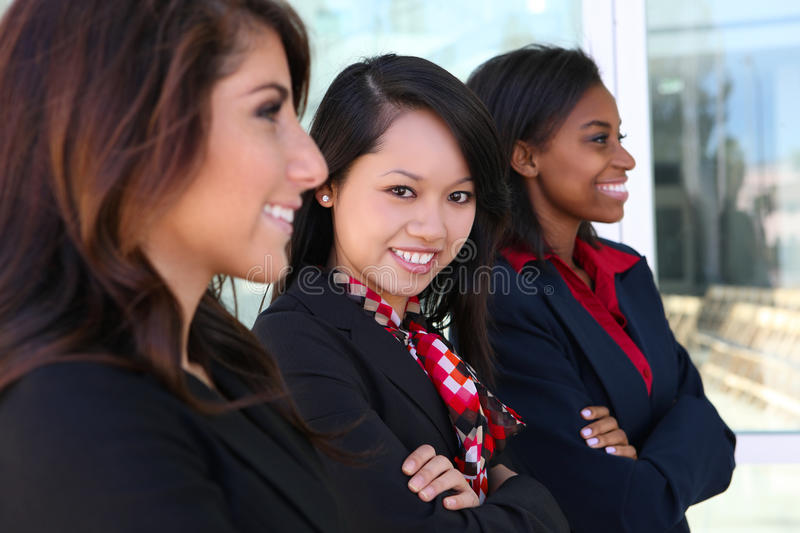 Download Diverse Woman Business Team Stock Photo - Image: 14797282