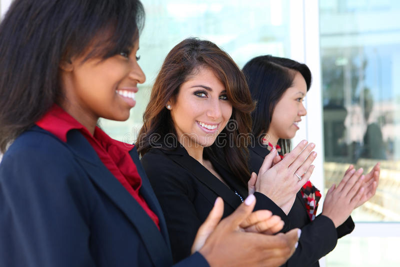 Download Diverse Woman Business Team Stock Photo - Image: 15395454