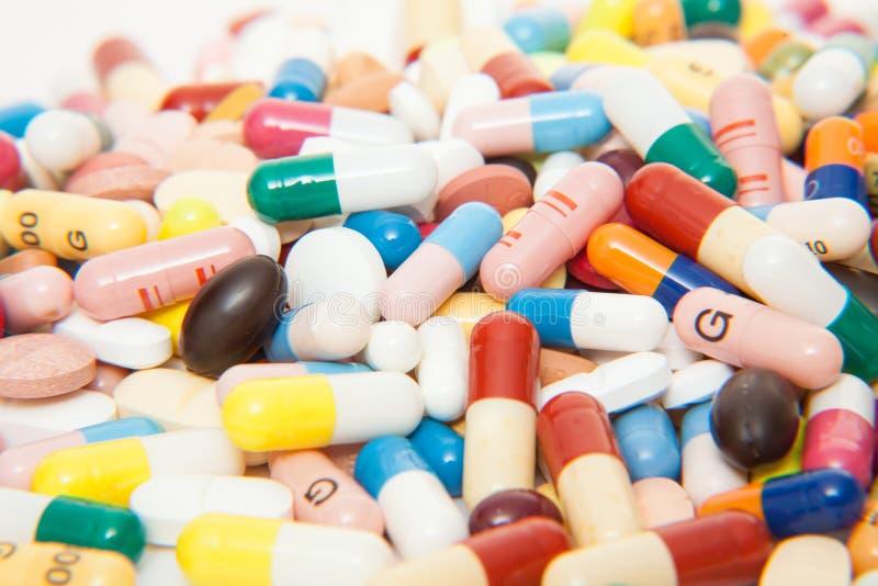 Diverses pharmaceutiques images libres de droits
