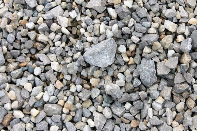 Diverses pierres de caillou photos libres de droits