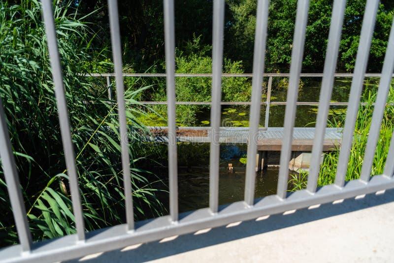 Diverses transitions de ponts d'Allemagne images stock