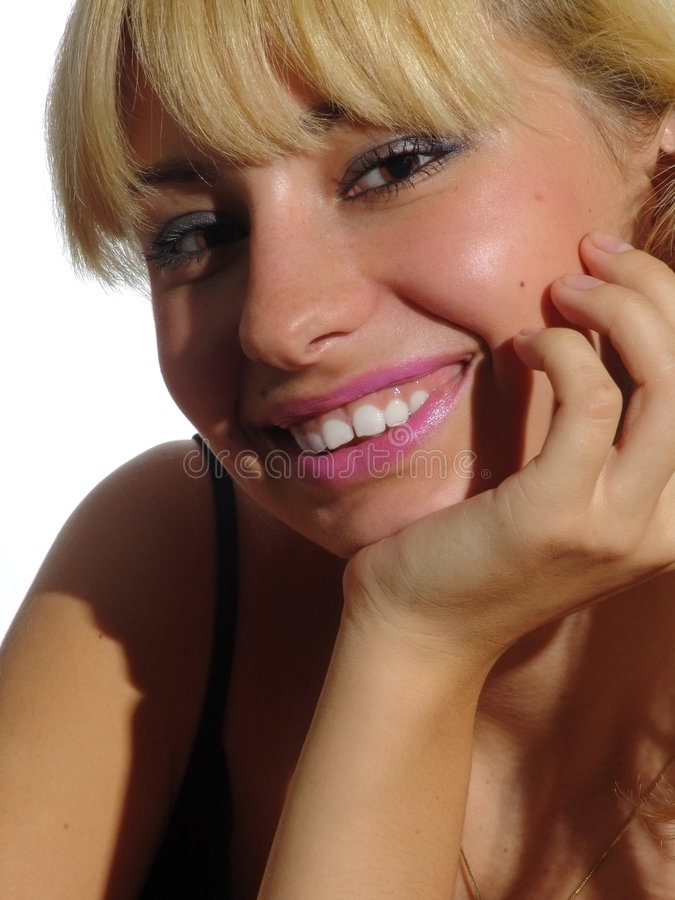 Download Diversión imagen de archivo. Imagen de dientes, alegría - 1285555