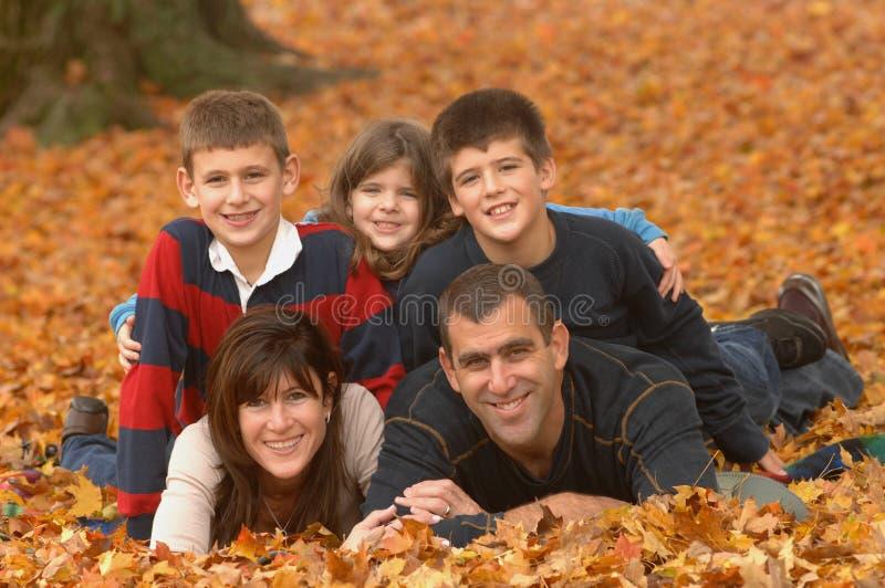 Diversión de la familia