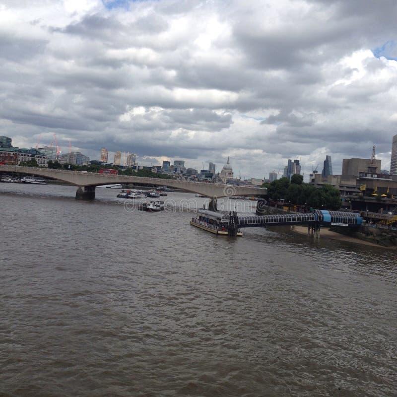 Diversión de Londres fotos de archivo libres de regalías