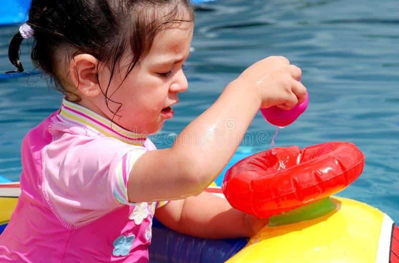 Download Diversión del agua foto de archivo. Imagen de verano, caliente - 7277160
