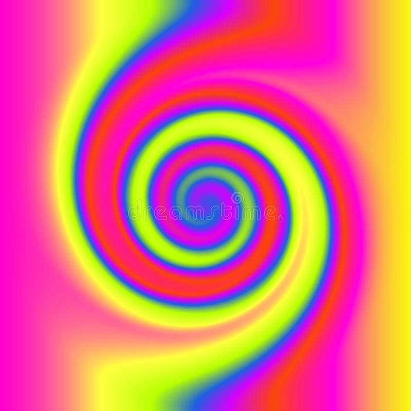Diversión del caramelo ilustración del vector