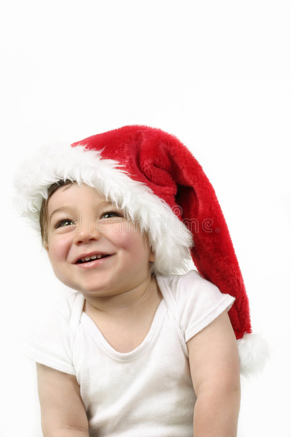 Diversión en el tiempo de la Navidad imágenes de archivo libres de regalías