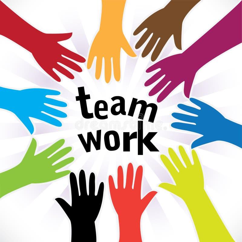 Diversité de travail d'équipe