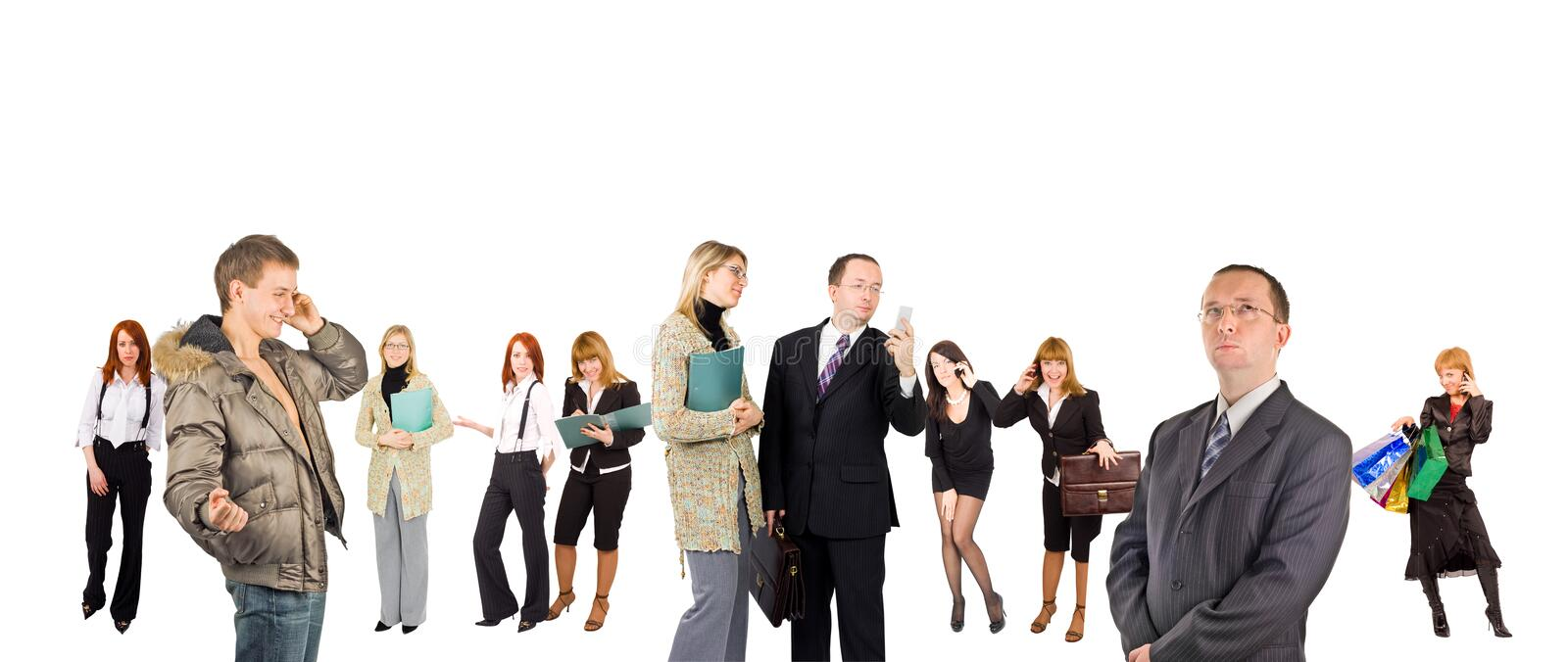 Download Diversity In Business Concept Stock Photo - Image: 4888066