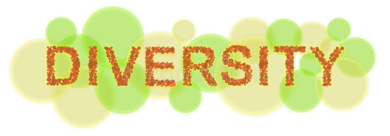 Diversity vector illustration