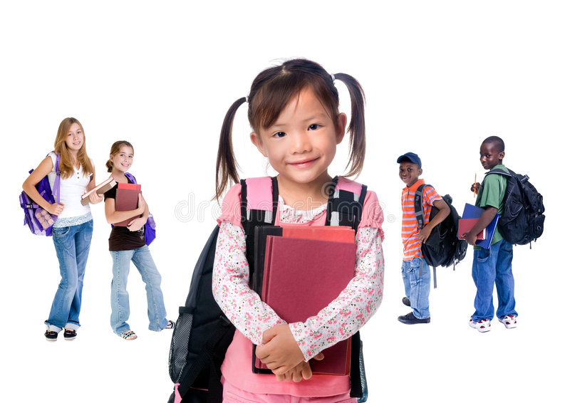 Diversity in Education 007 royalty free stock photo