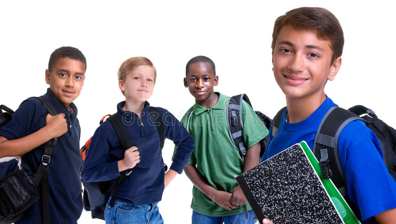 Diversity in Education royalty free stock photos