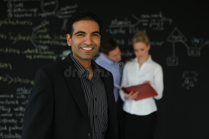 Diversity in the Workplace royalty free stock images
