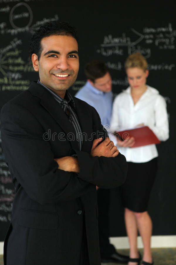 Diversity in the Workplace stock images
