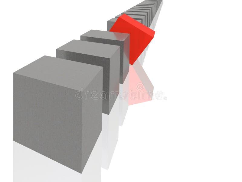 Diverso elemento ilustración del vector
