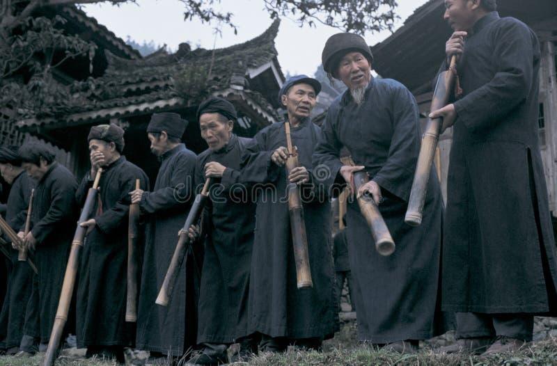 Download Hmong no sudoeste China foto editorial. Imagem de vila - 29839356