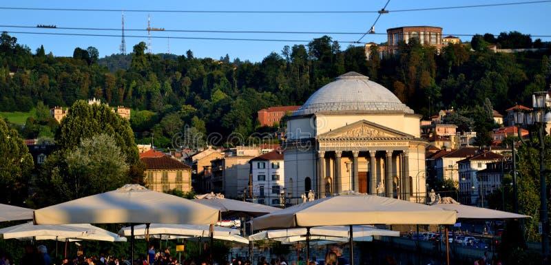 Divertente di Torino fotografie stock libere da diritti