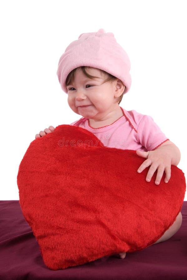 Divertimento do bebê fotografia de stock royalty free