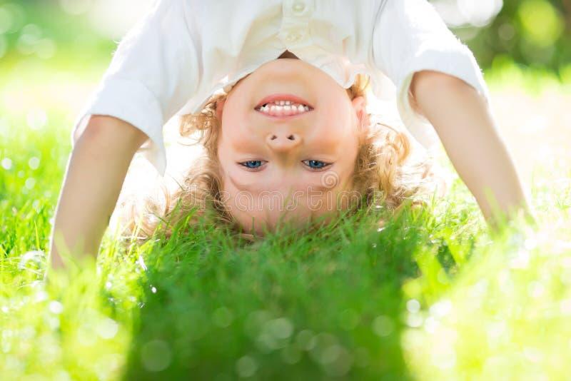 Divertiresi del bambino fotografie stock libere da diritti
