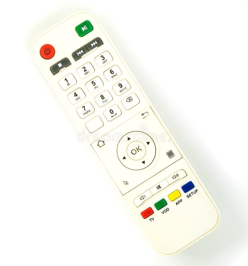 Download Divertissement Blanc De Boîte De TV à Télécommande Sur Le Blanc Image stock - Image du contrôle, keypad: 77157901