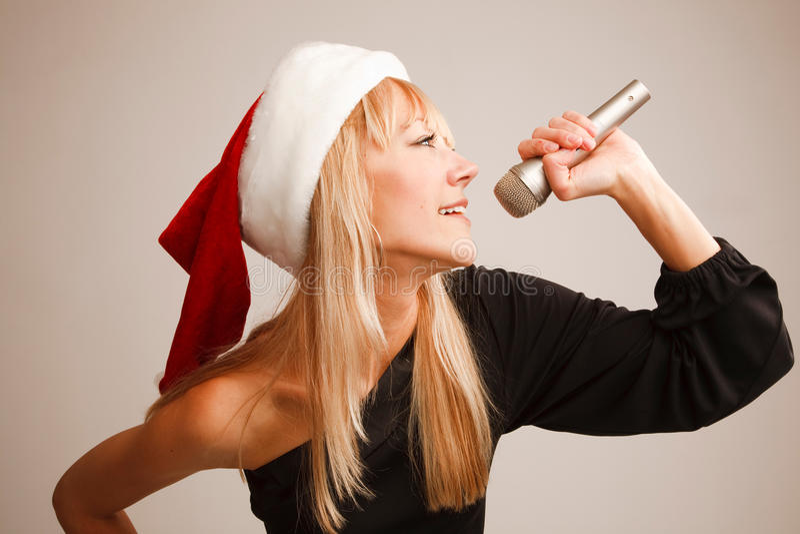 Divertissement de Noël photos libres de droits