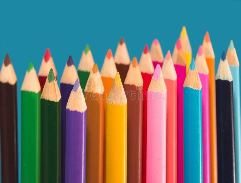 Divesity, sameness e colori fotografia stock