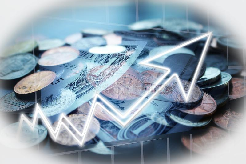 Dividend Stocks Highh Quality. Stock Photo royalty free stock photo