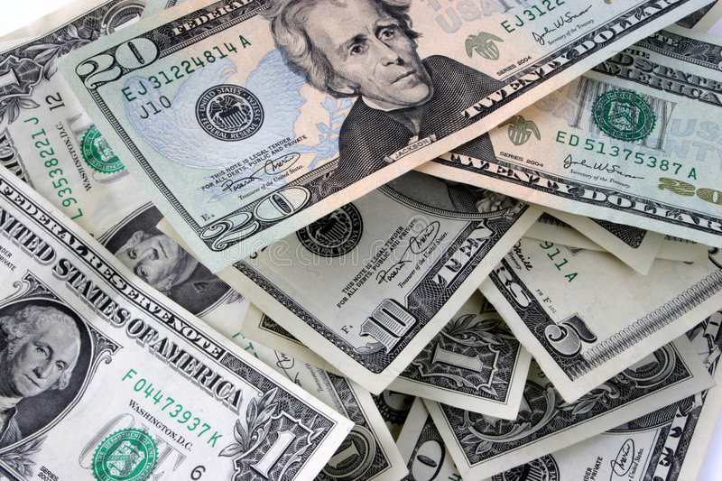 Download Dividends stock photo. Image of bills, america, money, banknotes - 89914