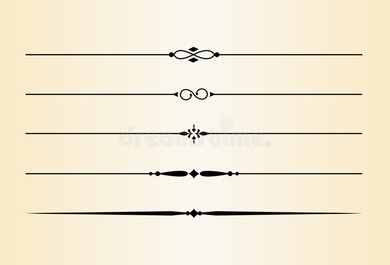 dividers akcentu 3 dekoracyjnego