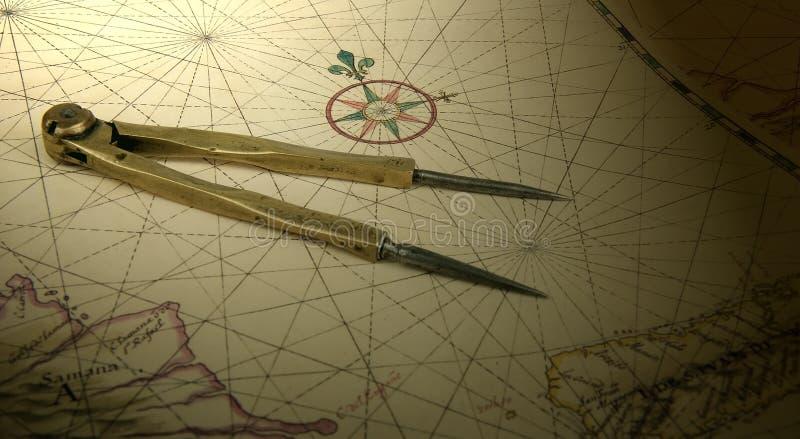 dividers mapa obrazy stock