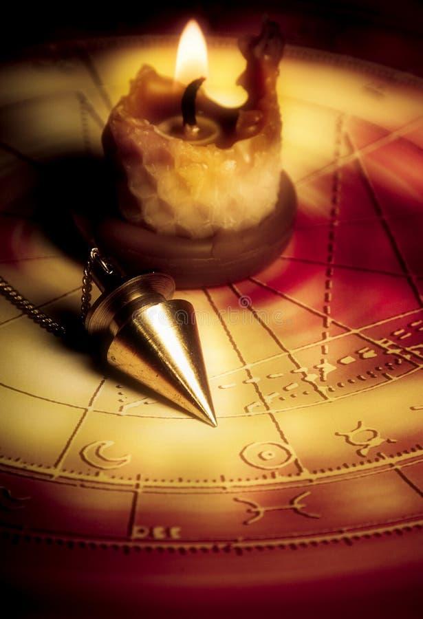 divination ésotérique photo libre de droits
