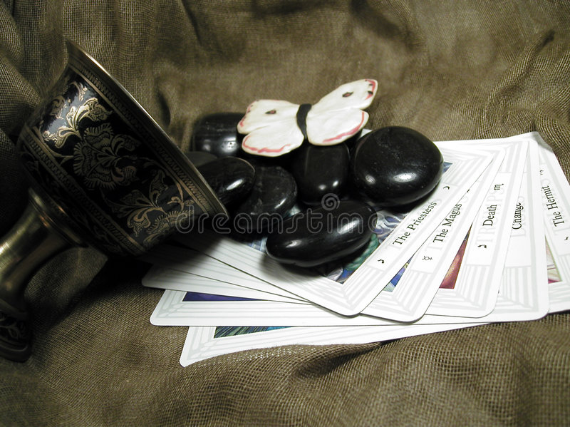 Download Divination stock image. Image of butterfly, tarot, witchcraft - 6961