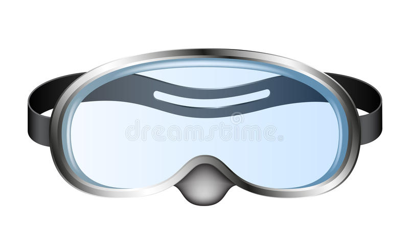 Download Diving Goggles (diving Mask) Royalty Free Stock Image - Image: 23307546