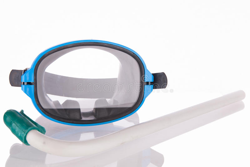 Download Diving Mask And Snorkel Royalty Free Stock Images - Image: 25971049