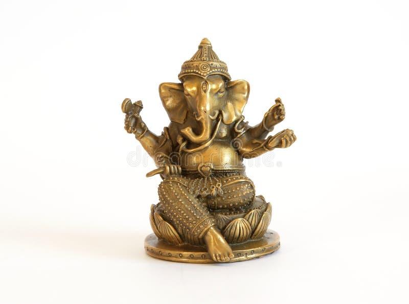 Divinità di Ganesha dall'India immagine stock