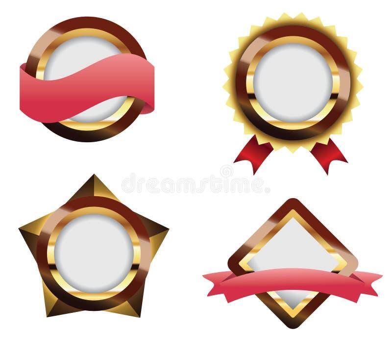 Divisas ilustración del vector