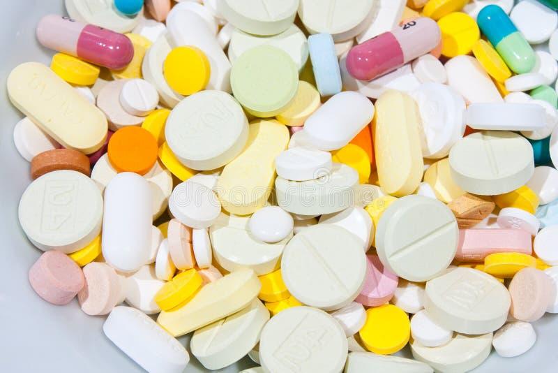 Divisione della droga. fotografia stock
