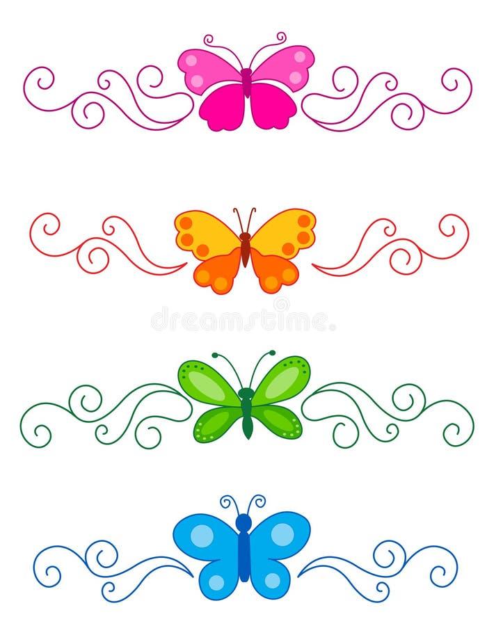 Divisor de la mariposa
