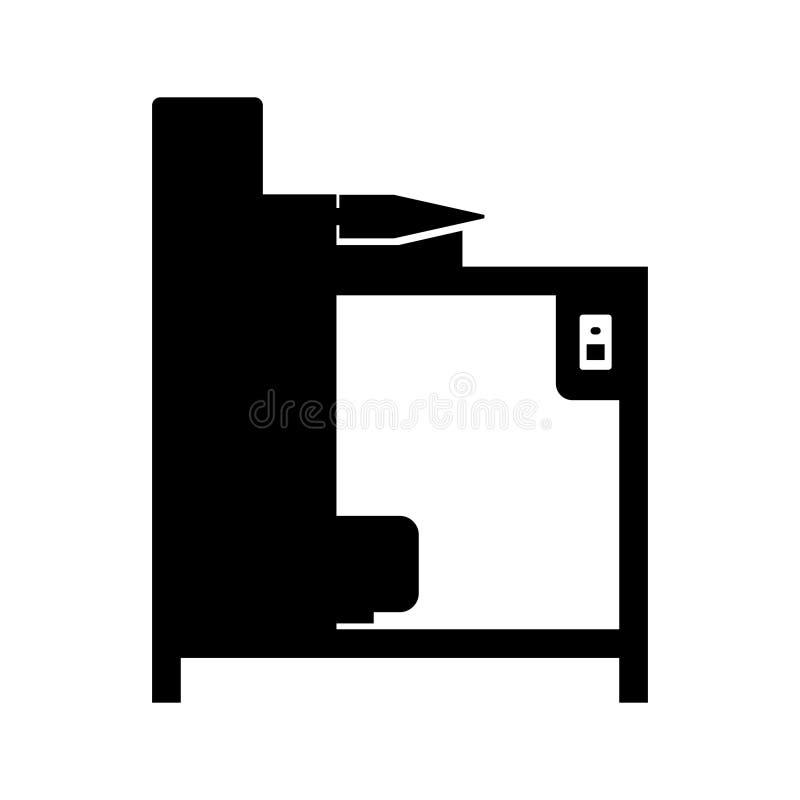 Divisore elettrico del libro macchina fotografie stock