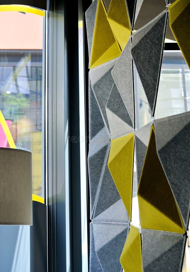 Divisori decorati immagine stock