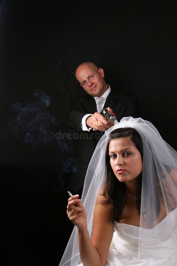 Divorce photographie stock libre de droits
