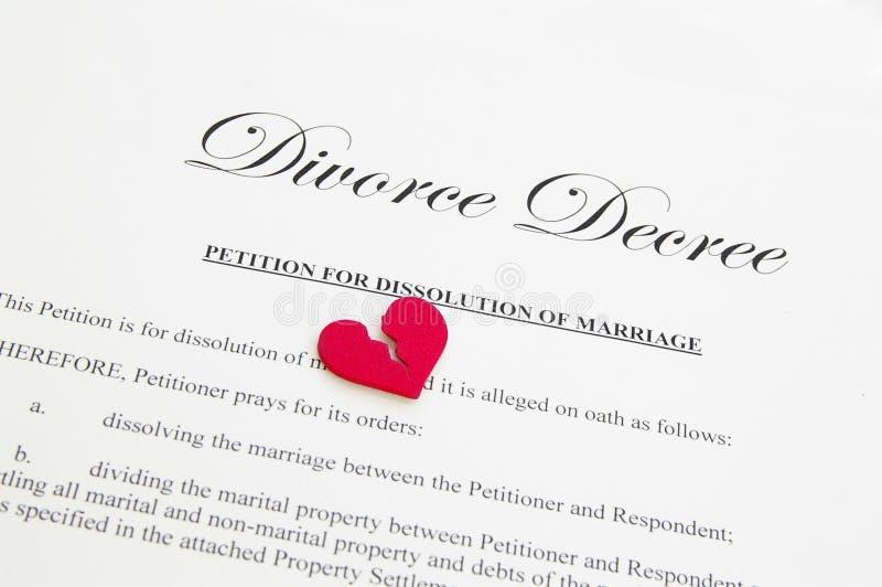 Download Divorce decree stock photo. Image of divorce, lawyer - 16147790