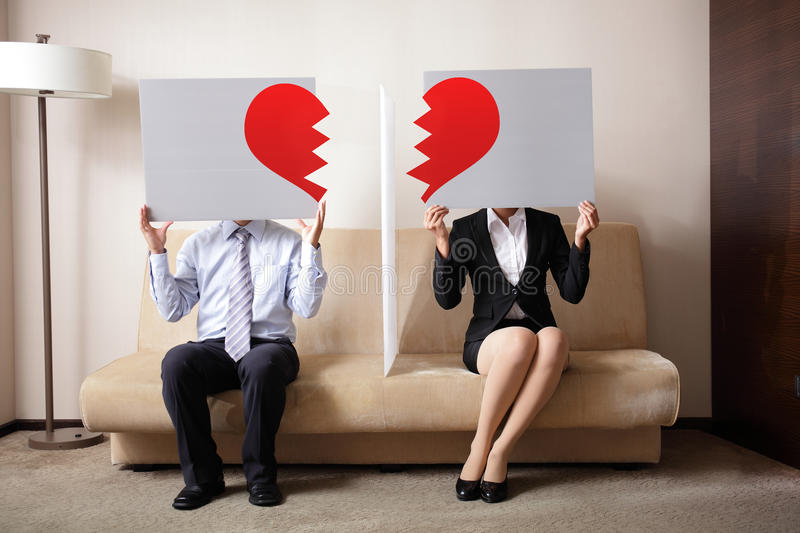 Download Divorce stock image. Image of marriage, pain, displeased - 42206527