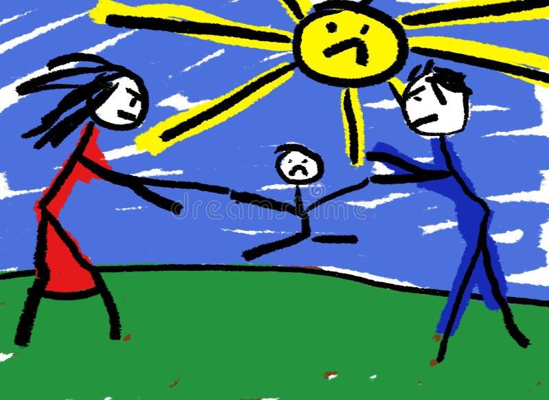 Divorcio libre illustration