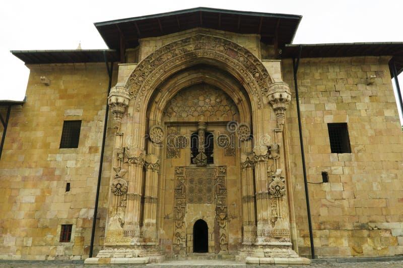 Divrigi Grote Moskee in Turkije royalty-vrije stock foto's