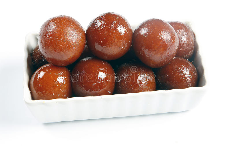 diwali甜点 库存照片